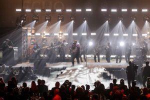 Neues Production Design für Deutschlands wichtigsten Musikpreis – ECHO Pop 2017