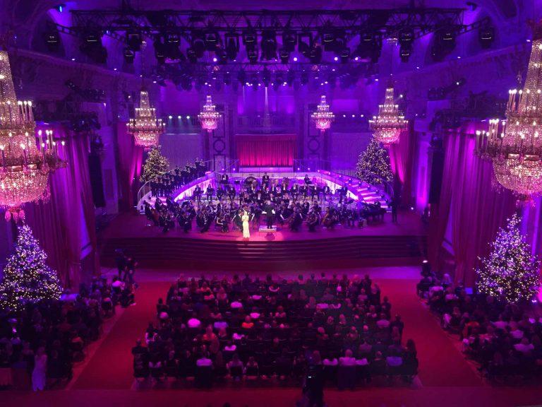 Helene Fischer Weihnachten – Live aus der Hofburg Wien