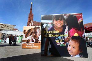 SOS Kinderdorf e.V. auf großer Roadshow durch Deutschland
